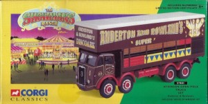 Anderton & Rowland's 27801 - Part of the Showman's Range