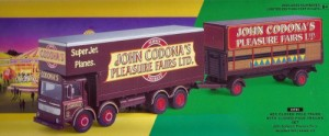 Corgi Showman's range john codona2